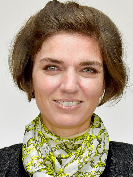 Nadine André, Leiterin CEO Sekretariat