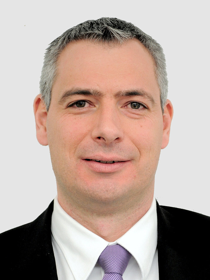 Fabrice Bachelier, General Manager, Georg Utz Sarl, France