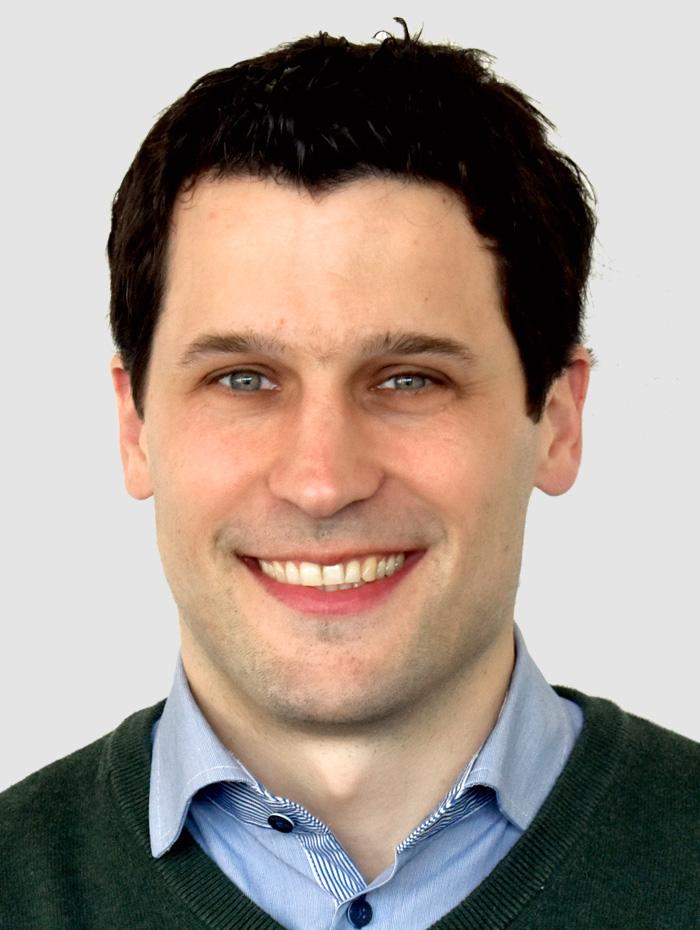 Jan Giesbrecht, Head of Strategic Projects, Georg Utz Holding AG, Switzerland