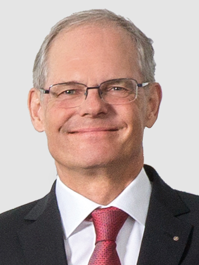 Reto Müller, Chairman of the Board of Directors