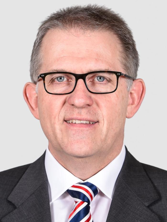 Axel Ritzberger, CEO, Georg Utz Holding AG, Switzerland