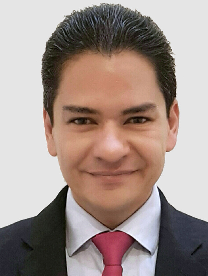 Armando Robles, General Manager, Georg Utz de México S. de R.L. de C.V., Mexico