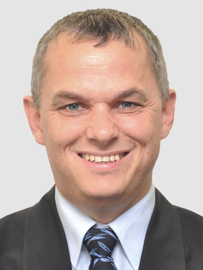 Philip Schaniel, Business Development Manager, Georg Utz Holding AG, Switzerland