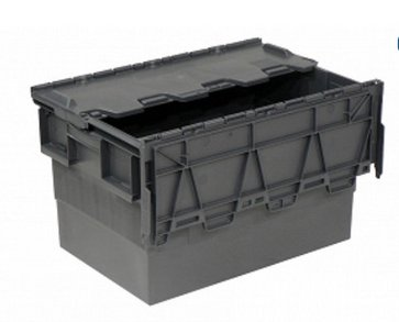 Plastic containers in closed circuit - prices and savings