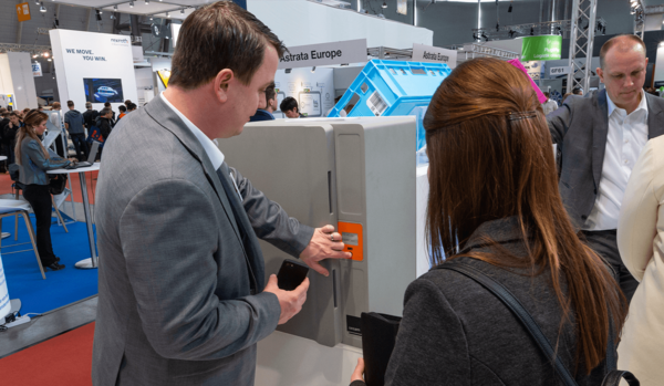 Utz at the LogiMAT 2019
