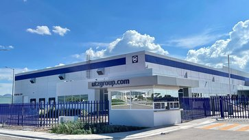 Utz opens a new plant in Mexico