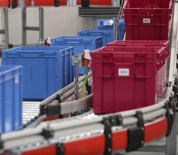 Intralogistics, an intelligent way of storage and warehousing
