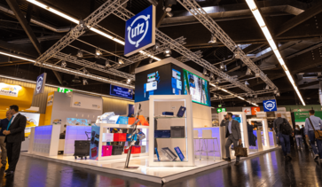 Utz at the FachPack 2019