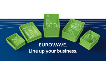 The new product Utz EUROWAVE